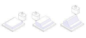 Иллюстрация основного процесса 3Д-печати